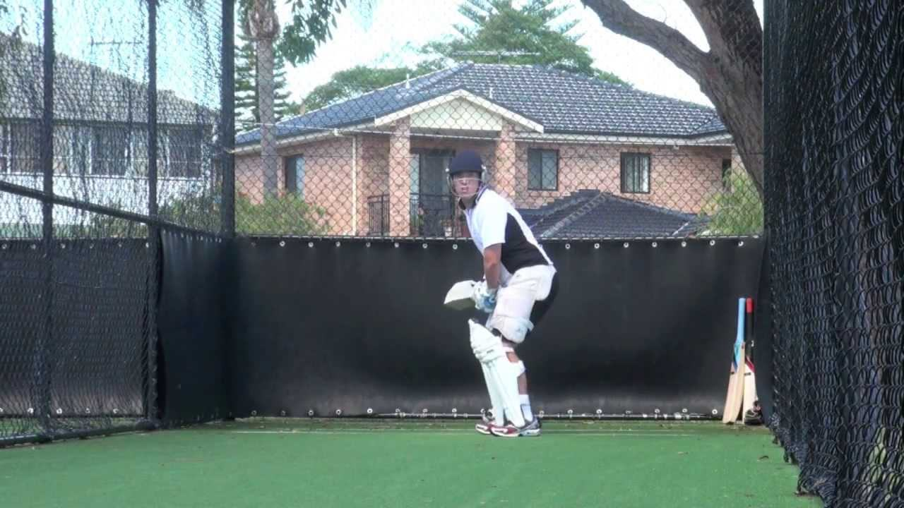 Cricket Net Construction - chainwire fencing newcastle, fencing newcastle