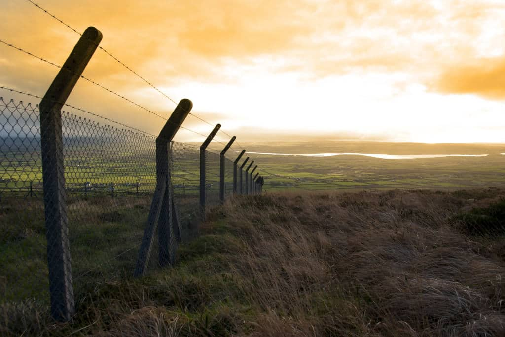 Barbed Wire Fencing - chainwire fencing newcastle, fencing newcastle
