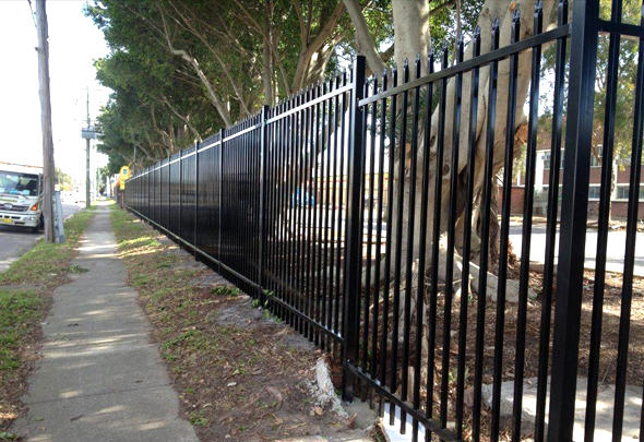 Home - chainwire fencing newcastle
