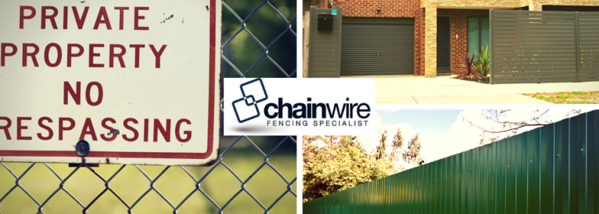 What Is The Right Height For Your Chainwire Fence?