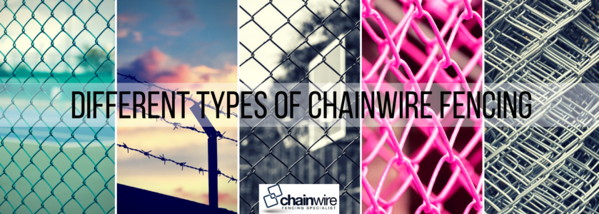 Different Types Of Chainwire Fencing