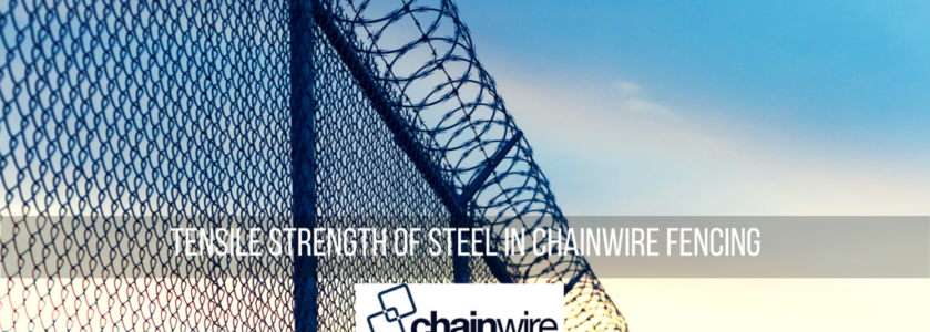 Tensile Strength Of Steel In Chainwire Fencing - Fencing Specialists