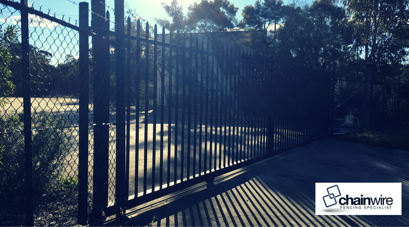 Pros and Cons of Automating your Security Gates - Chainwire Fencing Specialist