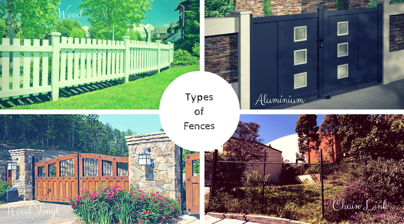 Types of Fences that Withstand the Weather -
