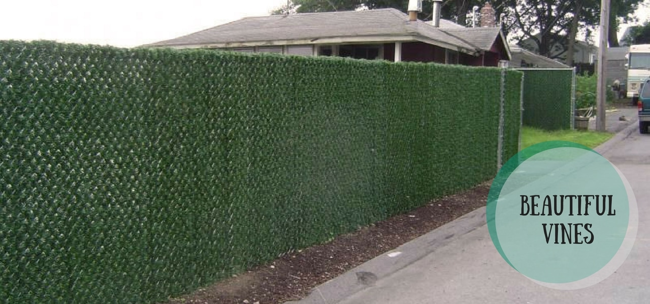 Hide your Chainwire Fence for a More Beautiful Environment - chainwire fence