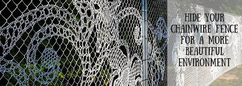 Hide your Chainwire Fence for a More Beautiful Environment (1)