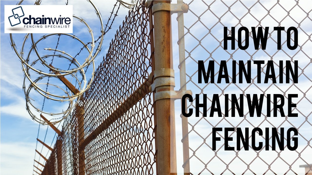 How Long Will Your Chainwire Fence Last? -