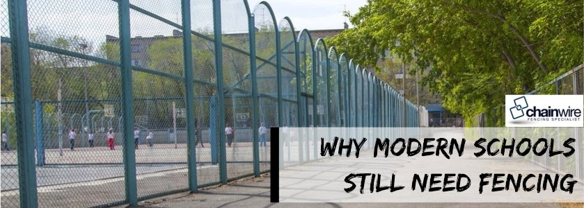 Why Modern Schools Still Need Fencing