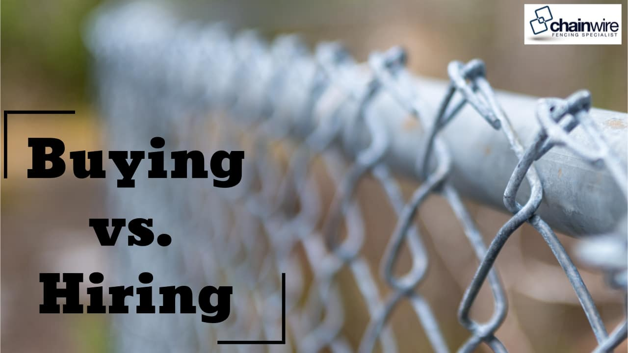 Are Temporary Fences a Waste of Time and Money? - Chainwire Fencing Specialist