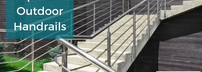 outdoor handrails - Fencing Specialists