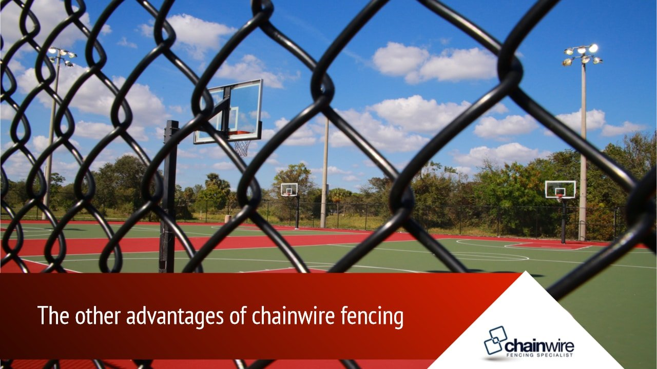 Protecting Your Basketball or Netball Court with Chainwire Fencing - Chainwire Fencing