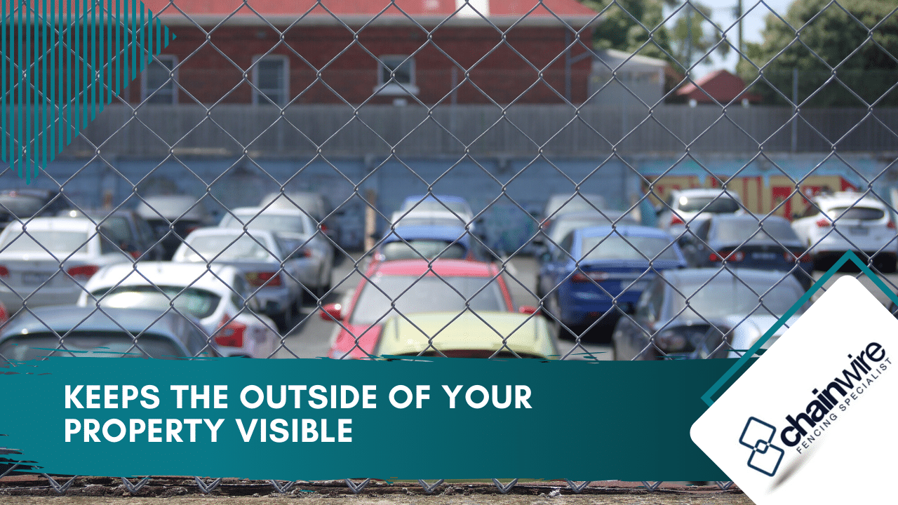 Why Chainwire Fencing Works Well in Parking Lots - Chainwire Fencing