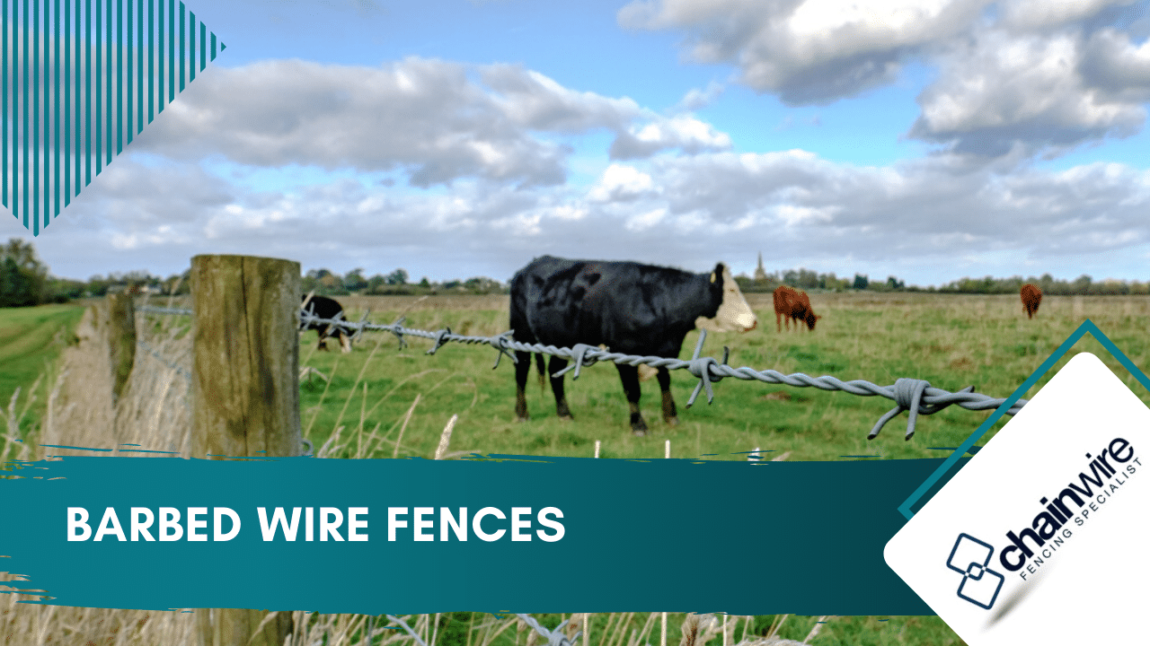 Different Types of Rural Fences -