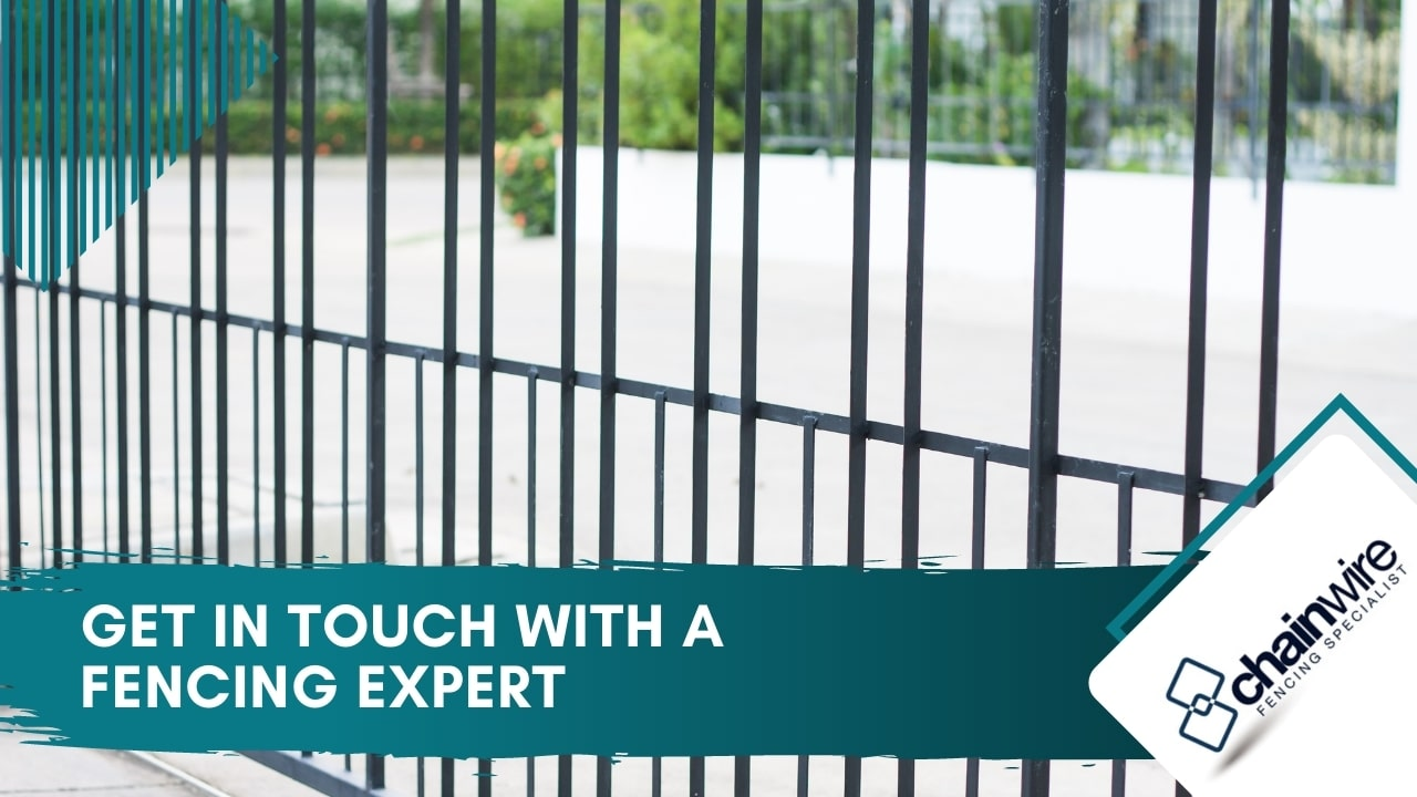Get in Touch With a Fencing Expert