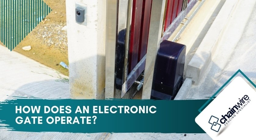 Pros and Cons of Electronic Gates - Electronic gates