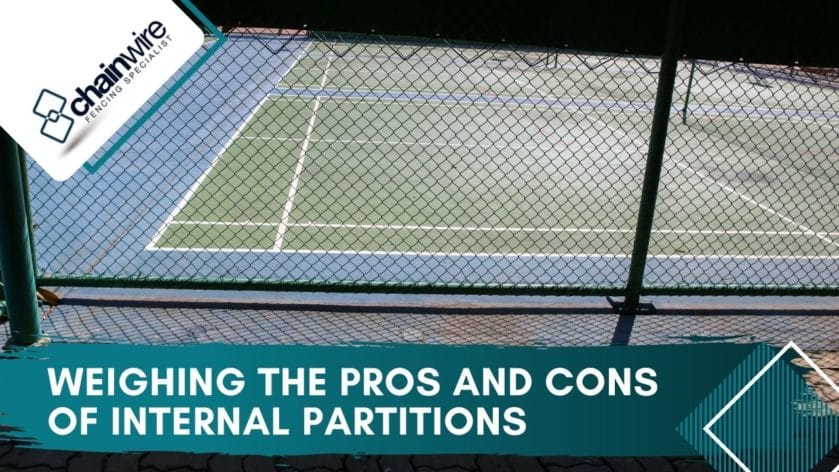 Weighing the Pros and Cons of Internal Partitions