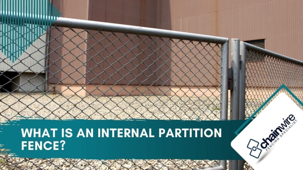 What is an Internal Partition Fence?