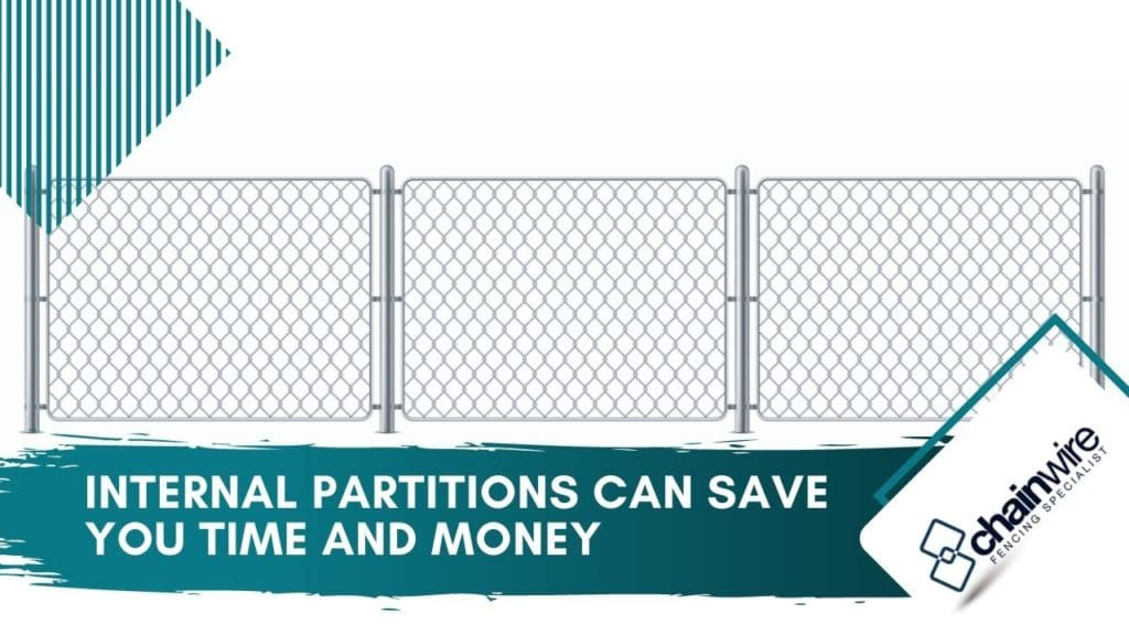 Internal Partitions Can Save You Time and Money