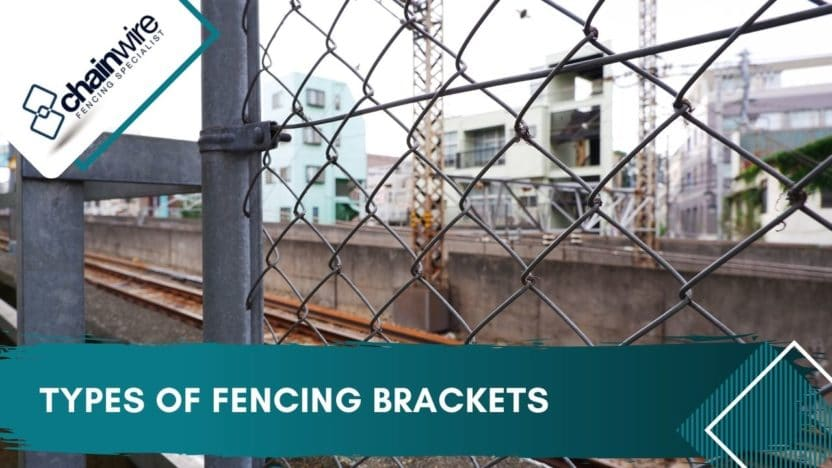 Types of Fencing Brackets
