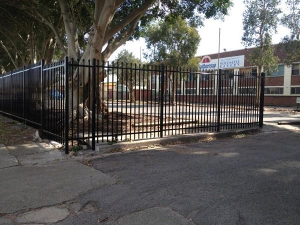 School Security Fencing - Chainwire Fencing Specialist
